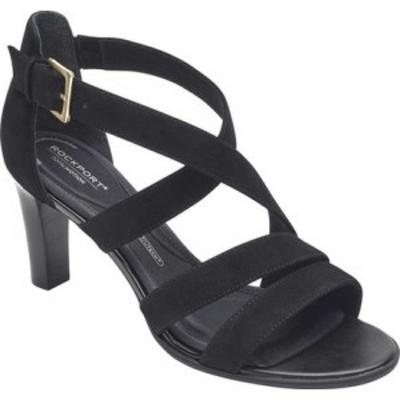 ロックポート Rockport レディース サンダル・ミュール シューズ・靴 Total Motion Edith Strappy Sandal