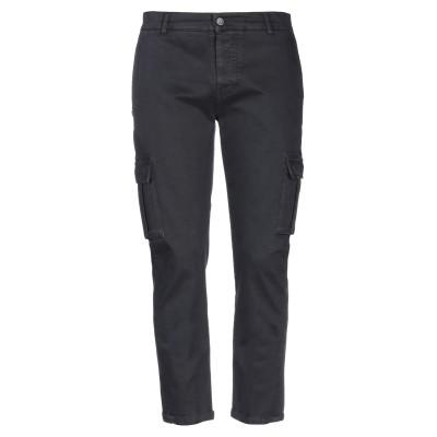 ダニエル アレッサンドリーニ DANIELE ALESSANDRINI パンツ ブラック 31 コットン 98% / ポリウレタン 2% パンツ