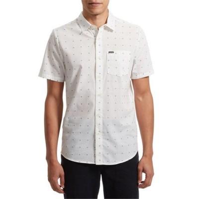 ボルコム メンズ シャツ トップス Volcom Stallcup Short-Sleeve Shirt