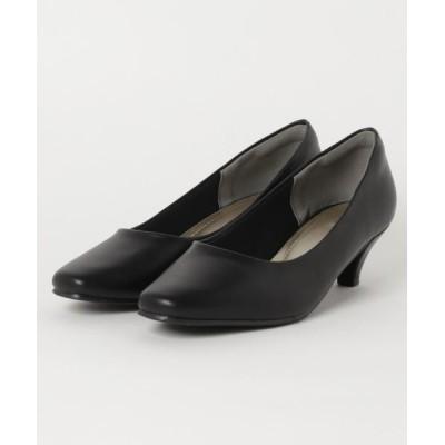 Xti Shoes / ALETTA-アレッタ-  究極のプレーンパンプス  -スクエアトゥ5cmヒール- WOMEN シューズ > パンプス