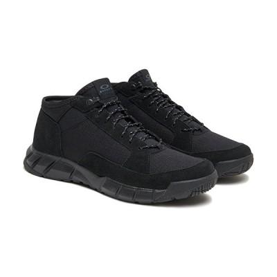 オークリー(OAKLEY) メンズ ショートブーツ アーバン エクスプローラー ロー Urban Explorer Low ブラックアウト FOF100142-02E スニーカー アウトドア 靴 黒