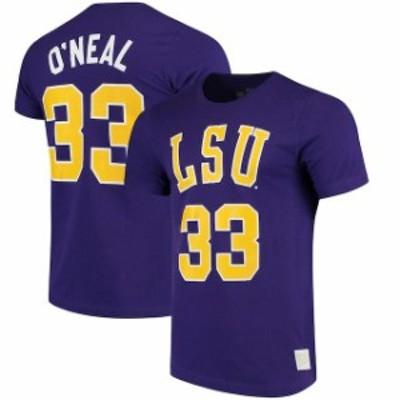 Original Retro Brand オリジナル レトロ ブランド スポーツ用品  Original Retro Brand Shaquille O`Neal LSU Tigers
