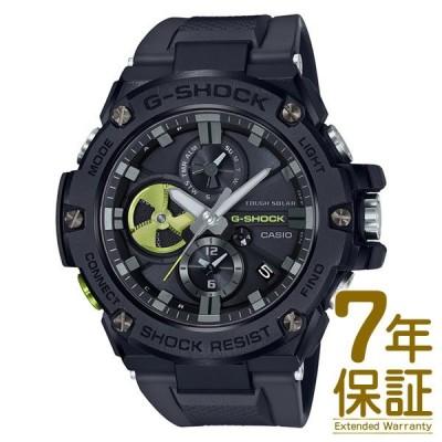 【正規品】CASIO カシオ 腕時計 GST-B100B-1A3JF メンズ G-SHOCK Gショック G-STEEL Gスチール Bluetooth対応
