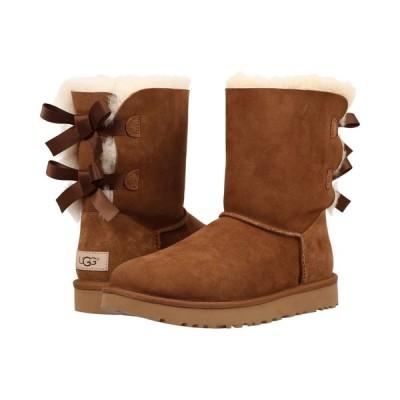 アグ UGG レディース ブーツ シューズ・靴 Bailey Bow II Chestnut