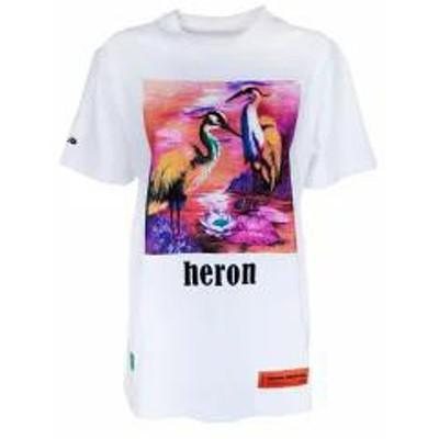 HERON PRESTON レディースその他 HERON PRESTON Graphic T-shirt
