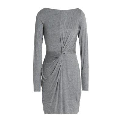 BAILEY 44 ミニワンピース&ドレス ライトグレー L レーヨン 95% / ポリウレタン 5% ミニワンピース&ドレス