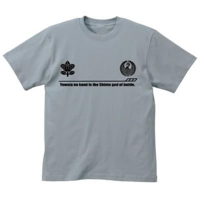 八幡さま Tシャツ SAKAKI 神社 家紋 鳥居
