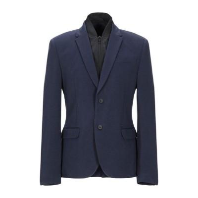 GUESS テーラードジャケット  メンズファッション  ジャケット  テーラード、ブレザー ダークブルー