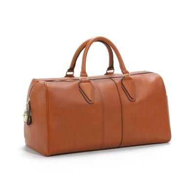 【カバンのセレクション】 吉田カバン ポーター バロン ボストンバッグ メンズ ブランド 本革 旅行 1泊 PORTER 206-02606 ユニセックス ブラウン フリー Bag&Luggage SELECTION