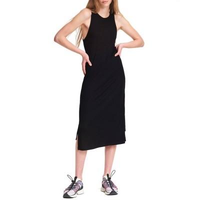 ラグアンドボーン レディース ワンピース トップス The Knit Rib Zip Midi Dress