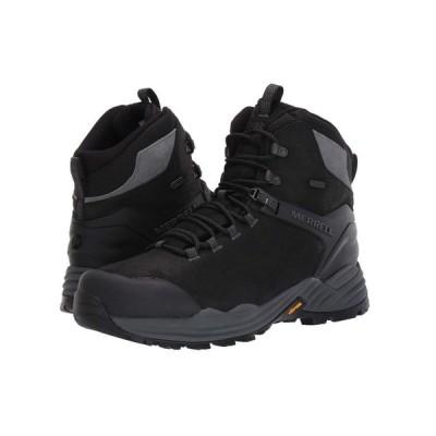 メレル Merrell メンズ ブーツ シューズ・靴 Phaserbound 2 Tall Waterproof Black