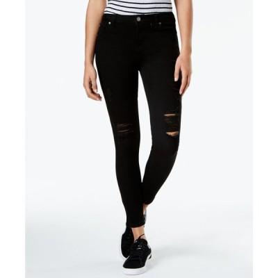 セレブリティピンク レディース デニムパンツ ボトムス Juniors' Ankle Skinny Jeans
