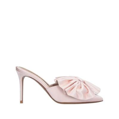 アレクサンドルボーティエ ALEXANDRE VAUTHIER  レディース  ミュール 靴 ライトピンク