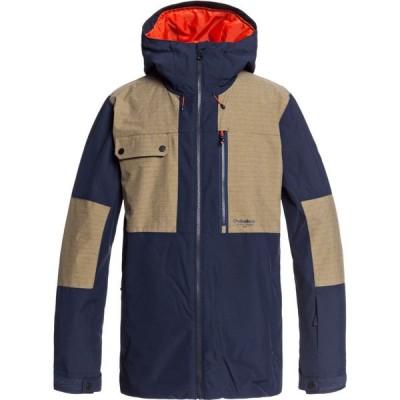 クイックシルバー Quiksilver メンズ ジャケット アウター tamarack jacket Navy Blazer