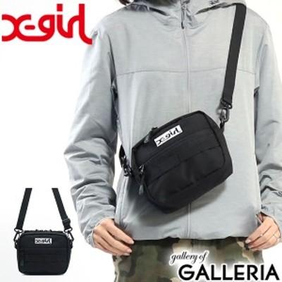 【商品レビューで+5%】エックスガール ショルダーバッグ X-girl ミニショルダー ADVENTURE SHOULDER BAG 05171008
