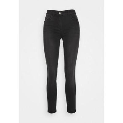 パトリツィア ペペ レディース デニムパンツ ボトムス PANTALONI TROUSERS - Jeans Skinny Fit - washed deep black washed deep black