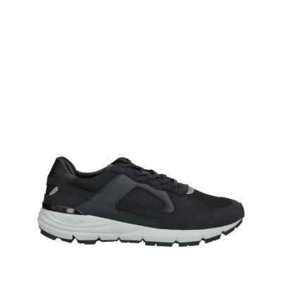 CLAE スニーカー&テニスシューズ(ローカット) ブラック 7 革 / 紡績繊維 スニーカー&テニスシューズ(ローカット)