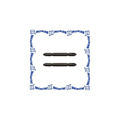 JEFCOM ジェフコム NB-65 作業工具 電動ドライバービット (+)(+) 65mm DENSAN デンサン [JEF0649]