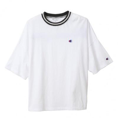 チャンピオン レディース 半袖Tシャツ ビッグTシャツ CW-RS303-010 CHAMPION