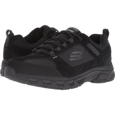 スケッチャーズ SKECHERS メンズ シューズ・靴 Oak Canyon Black/Black