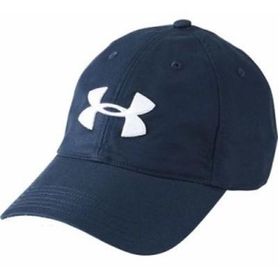 アンダーアーマー キャップ Chino 2.0 Golf Hat Academy/White