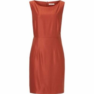 ベティー バークレイ Betty Barclay レディース ワンピース シフトドレス ワンピース・ドレス satin shift dress Red