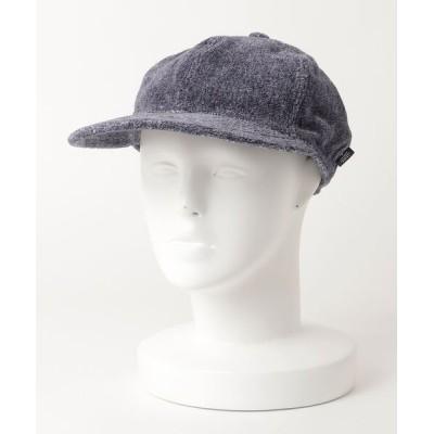fridge setagaya 出張所 / 【THING FABRICS】シングファブリックス Cap Brashed Heather Pile MEN 帽子 > キャップ