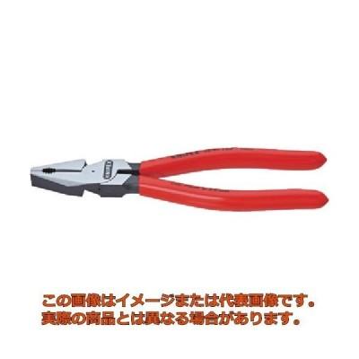 KNIPEX 強力型ペンチ 180mm 0201180