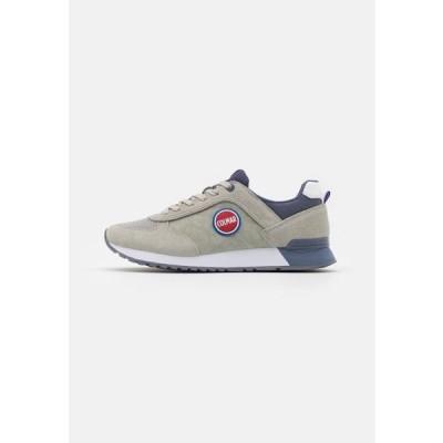 コルマー メンズ 靴 シューズ TRAVIS COLOR - Trainers - grey/dusty blue