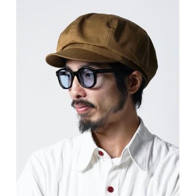 帽子 キャスケット HEAGDEFOG TWILL ヘッジフォッグツイル