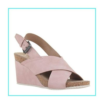 Madeline Women's Simile Wedge Sandals - New Pink - 9 M US