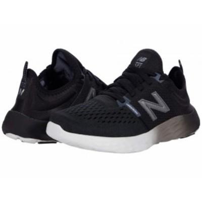 New Balance ニューバランス メンズ 男性用 シューズ 靴 スニーカー 運動靴 Fresh Foam Sport v2 Black/Thunder【送料無料】