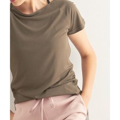 tシャツ Tシャツ ストレッチスムースTシャツ