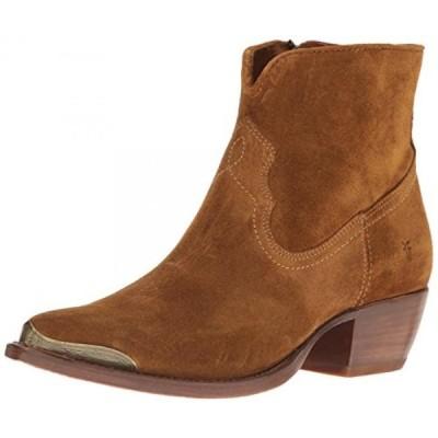 フライ レディース ブーツ FRYE Women's Shane Tip Short Western Boot