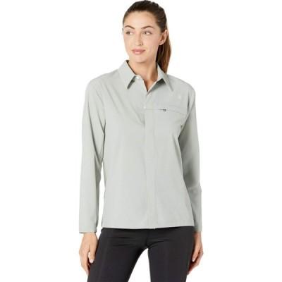 ザ ノースフェイス The North Face レディース トップス First Trail UPF Long Sleeve Shirt Wrought Iron