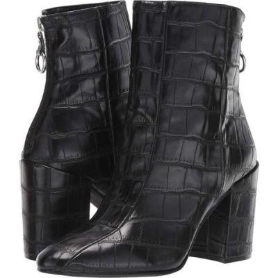 チャイニーズランドリー Chinese Laundry レディース ブーツ シューズ・靴 Katarina Black Croco