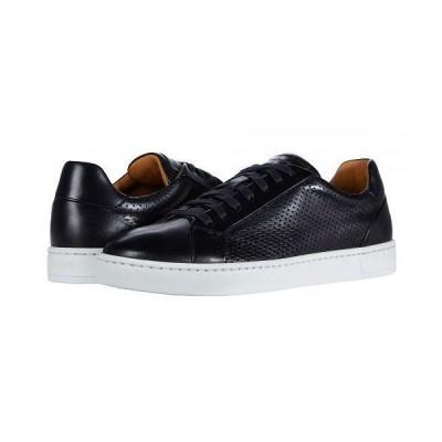 Magnanni マグナーニ メンズ 男性用 シューズ 靴 スニーカー 運動靴 Basilio Lo - Black/Black