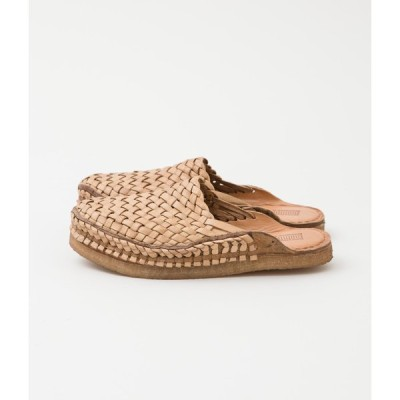 """MOHINDERS """"CITY SLIPPERS""""(NATURAL)(MENS)"""