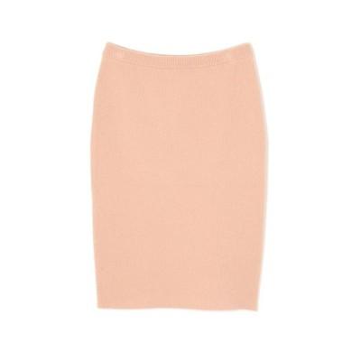 【ピンキーアンドダイアン】 ボンディングスカート レディース ピンク 38 PINKY&DIANNE