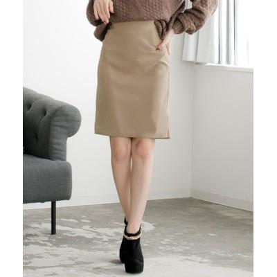 JULIA BOUTIQUE / 丈が選べるハイウエストペンシルスカート/20545 WOMEN スカート > スカート