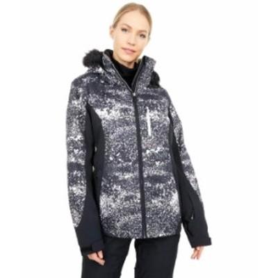 ロキシー レディース コート アウター Jet Ski Premium Snow Jacket True Black Switcher