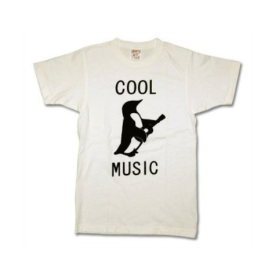 Tシャツ/ペンギンギターTシャツ