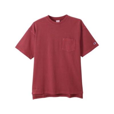 チャンピオン Champion メンズ ショートスリーブTシャツ カジュアル シャツ Tシャツ アクションスタイル