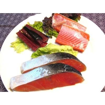 鮭のおつまみセット