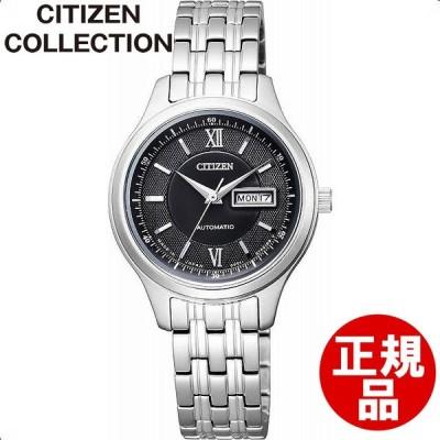 CITIZEN 腕時計 CITIZEN-Collection シチズンコレクション メカニカル ペアモデル(レディス) レディース