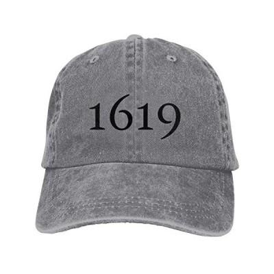 LAOB 1619 調節可能な野球帽 デニムハット レトロ カウボーイハット キャップ メンズ レディース スポーツ アウトドア US サイズ: On