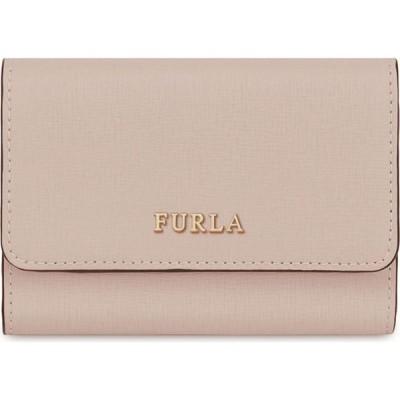 フルラ FURLA レディース 財布 babylon s tri-fold Pale pink
