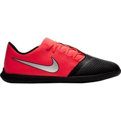 ナイキ メンズ サッカーシューズ Nike Phantom Venom Club Indoor Soccer インドア RED/SILVER