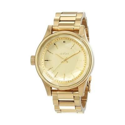 【並行輸入品】Nixon Womens Analogue Quartz Watch with Stainless Steel Strap A409502