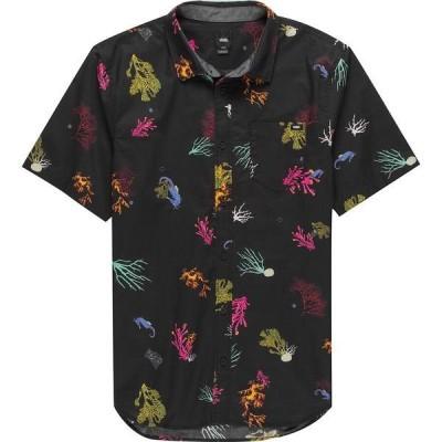 バンズ メンズ シャツ トップス Reality Coral Short-Sleeve Shirt